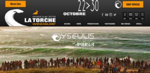 Nautisme windsurf kitesurf Ambriva Yseulis sebastien Oum La Torche 2016